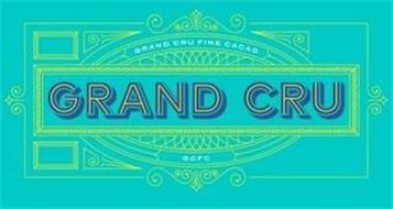 GRAND CRU FINE CHOCOLATE GRAND CRU GCFC