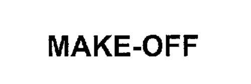 MAKE-OFF