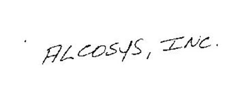 ALCOSYS, INC.