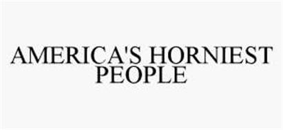 AMERICA'S HORNIEST PEOPLE
