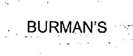 BURMAN'S