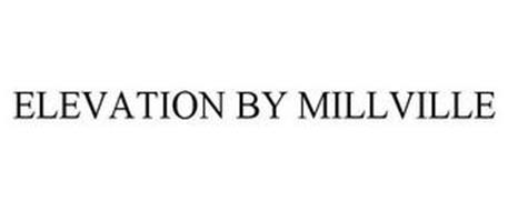 ELEVATION BY MILLVILLE