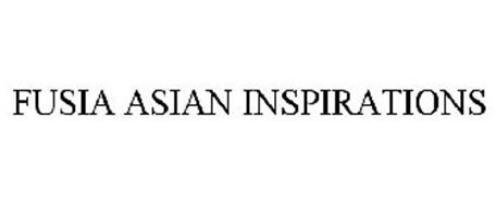 FUSIA ASIAN INSPIRATIONS