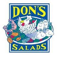 DON'S SALADS