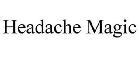 HEADACHE MAGIC