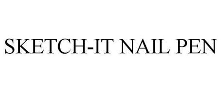 SKETCH-IT NAIL PEN