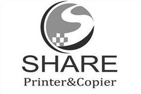 SHARE PRINTER&COPIER