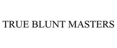 TRUE BLUNT MASTERS