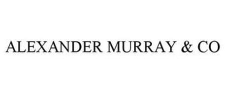 ALEXANDER MURRAY & CO