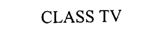 CLASS TV