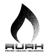 RUAH PRAYER HEALING DELIVERANCE