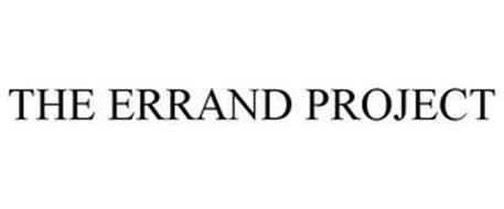 THE ERRAND PROJECT