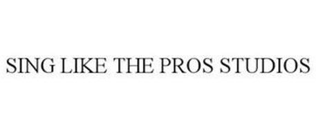 SING LIKE THE PROS STUDIOS