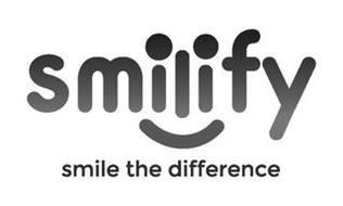 SMILIFY SMILE THE DIFFERENCE