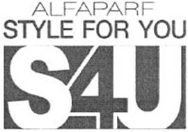 ALFAPARF STYLE FOR YOU S4U