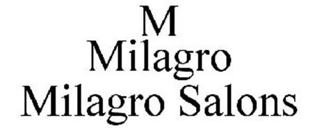 M MILAGRO MILAGRO SALONS