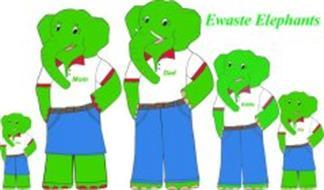 ewaste elephants eric mom dad eddie elly trademark of