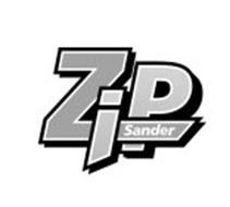 ZIP SANDER