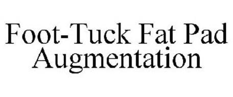 FOOT-TUCK FAT PAD AUGMENTATION