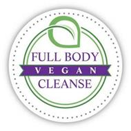 FULL BODY VEGAN CLEANSE