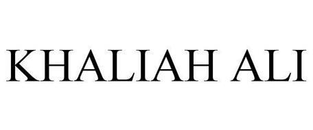 KHALIAH ALI