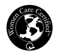 WOMEN CARE CERTIFIED