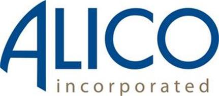 ALICO INCORPORATED