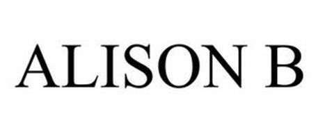 ALISON B
