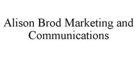 ALISON BROD MARKETING AND COMMUNICATIONS