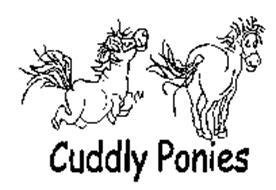 CUDDLY PONIES