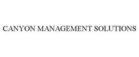 CANYON MANAGEMENT SOLUTIONS