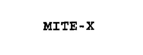 MITE-X