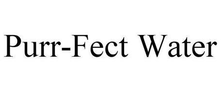 PURR-FECT WATER
