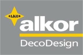 alkor decodesign trademark of alkorvenilia north america