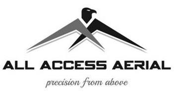 ALL ACCESS AERIAL PRECISION FROM ABOVE