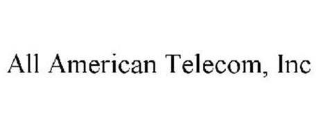 ALL AMERICAN TELECOM