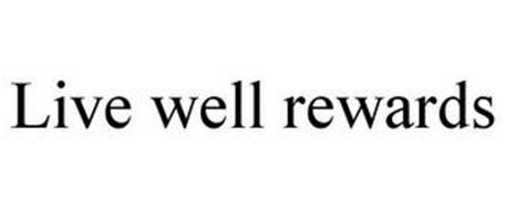 LIVE WELL REWARDS