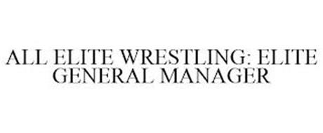 ALL ELITE WRESTLING: ELITE GENERAL MANAGER