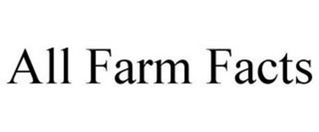 ALL FARM FACTS