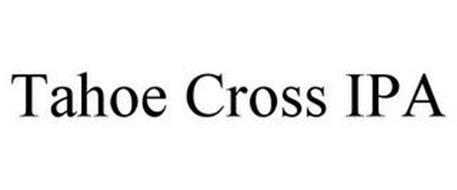TAHOE CROSS IPA