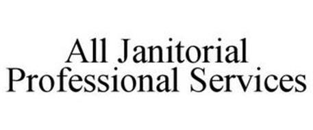 ALL JANITORIAL PROFESSIONAL SERVICES