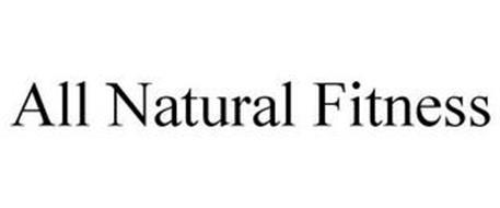 ALL NATURAL FITNESS