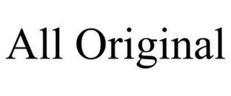 ALL ORIGINAL