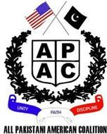 ALL PAKISTANI AMERICAN COALITION (APAC)