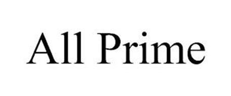 ALL PRIME