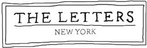 THE LETTERS NEW YORK