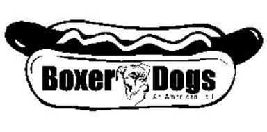 BOXER DOGS AN AMERICAN TAIL