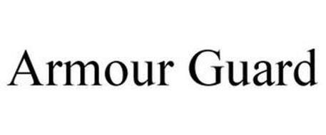Armour Guard Trademark Of All Weather Armour Llc Serial