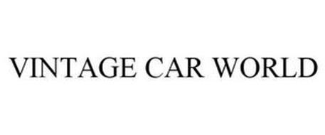 VINTAGE CAR WORLD