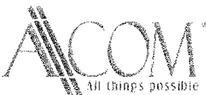 ALLCOM - ALL THINGS POSSIBLE